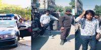 New Tik Tok Video Viral With Karachi Police Mobile
