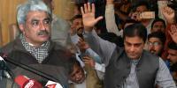 Speaker Punjab Assembly Pervez Ilahi Releases Production Orders Of Hamza Shahbaz And Salman Rafique
