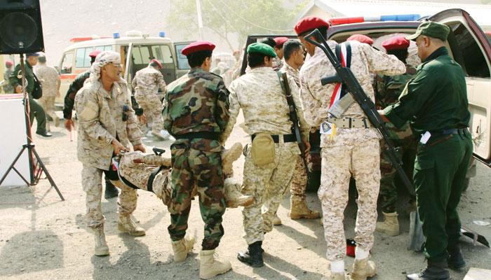 یمن میں فوفی تربیتی مرکز پر حملہ