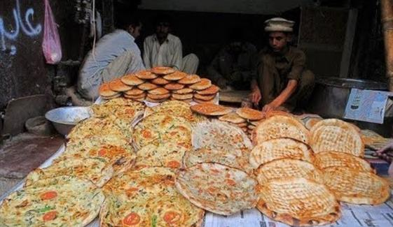 Peshawar Nan Shop Strikes End