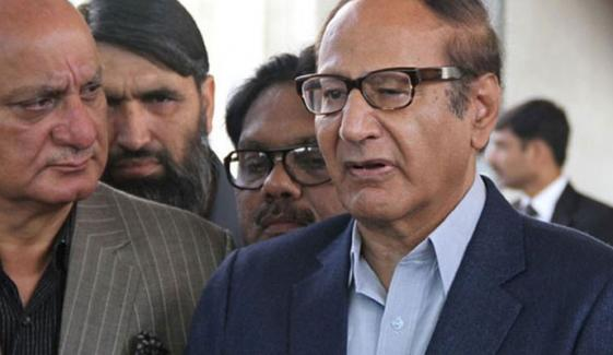 We Give Suggestions Not Criticize The Govt Ch Shujaat