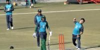 Pakistan Squad Practice For T20 Series Against Bangladesh