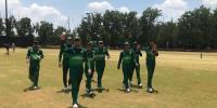 Pakistan U19 Beat Zimbabwe By 38 Runs