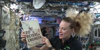Now Watch Astronauts Reading Stories From Space