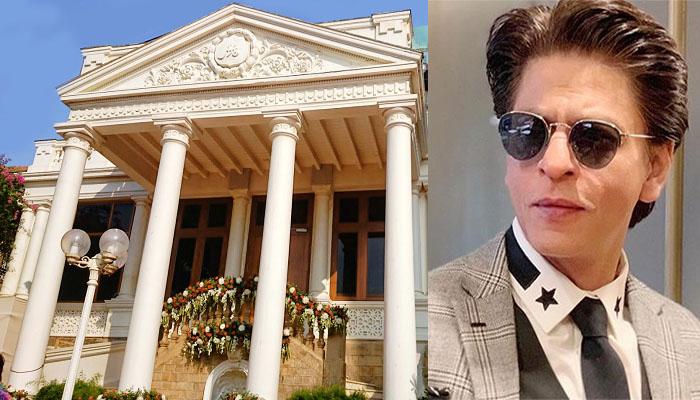 شاہ رخ خان کے گھر کے ایک کمرے کا کرایہ کتنا ہے؟