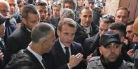 French President Loses Temper On Israeli Security