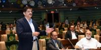 Only Those Officers Remain In Sindh Who Toeing Our Policy Chief Minister