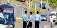 Islamabad Police Officials Starting Use Of Cameras In Checkposts