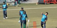 Pakistans Eleven Probable For First T20 Against Bangladesh