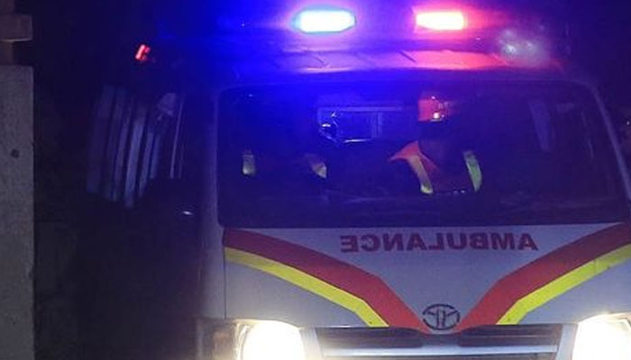حب گڈانی موڑ پر ٹریفک حادثہ، 3 افراد جاں بحق