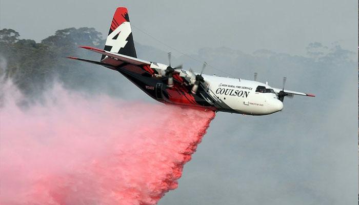 آسٹریلیامیں آگ بجھانے والا طیارہ تباہ، 3 افراد ہلاک