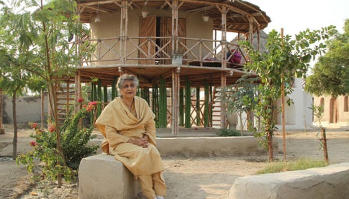 پاکستان کی پہلی خاتون آرکیٹیکٹ نے عالمی ایوارڈ اپنے نام کرلیا