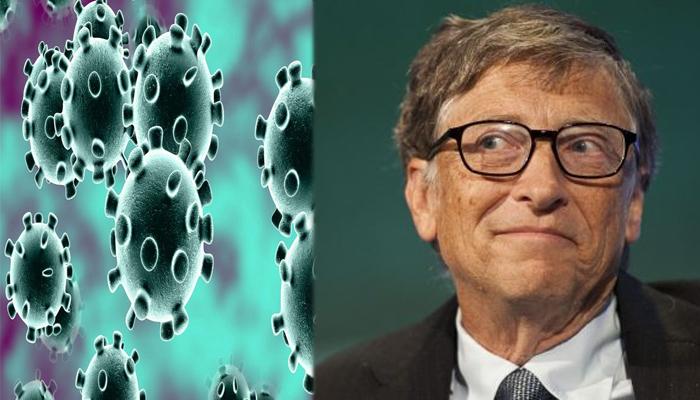 کورونا وائرس سے متعلق بل گیٹس کی پیشن گوئی
