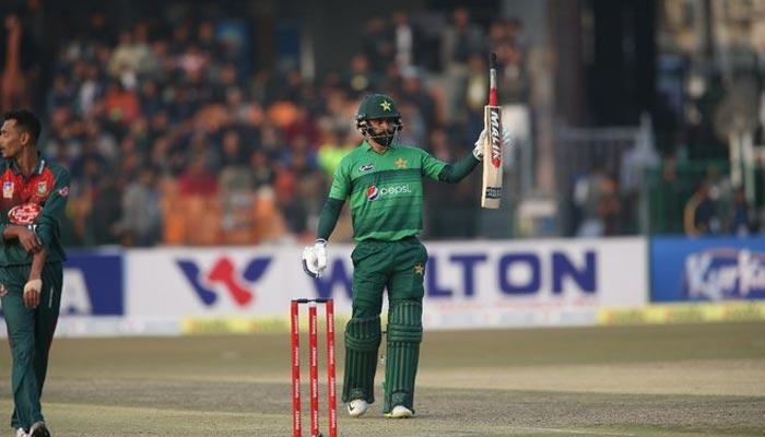 پاکستان نے بنگلادیش کو دوسرے ٹی20 میں بھی ہرا دیا