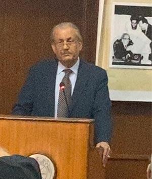 جسٹس (ر) فخرالدین جی ابراہیم کی یاد میں تعزیتی ریفرنس