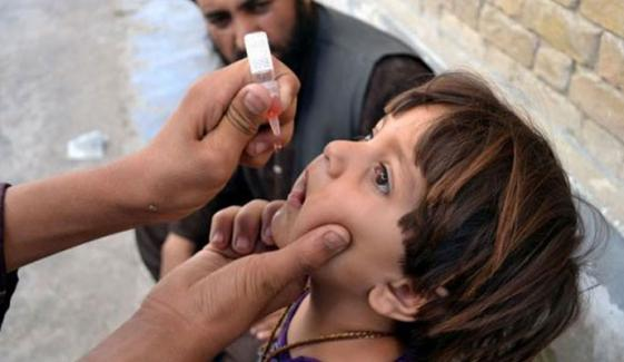 Another Case Of Polio Emerges In Khyber Pakhtunkhwa