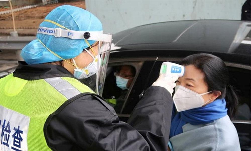چین میں کورونا سے ہلاکتیں 56 ہو گئیں