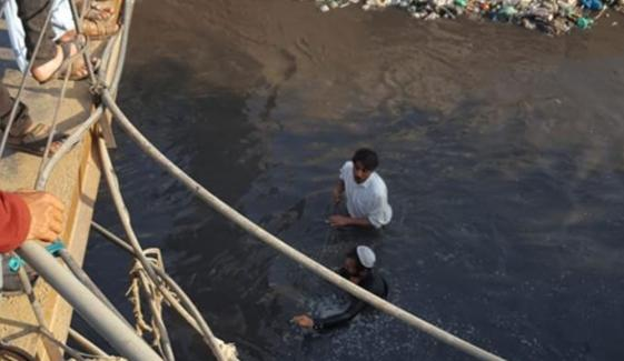 Minor Girl Drowns In Nullah Of Karachi Rescue Operation Underway Today