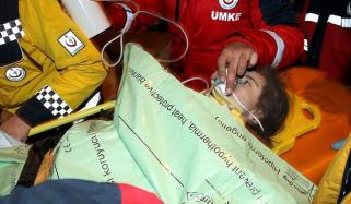 Girl Two Found Alive Under Wrecked Building 28 Hours After Turkish Earthquake