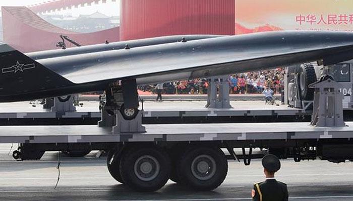 چین اسلحہ سازی میں دنیا کا دوسرا بڑا ملک بن گیا