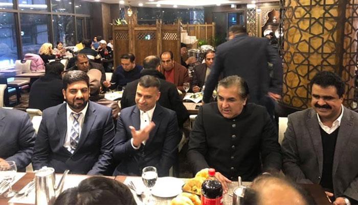 کوریا:سفیر پاکستان کے اعزاز میں ہم وطنوں کا الوداعی عشائیہ