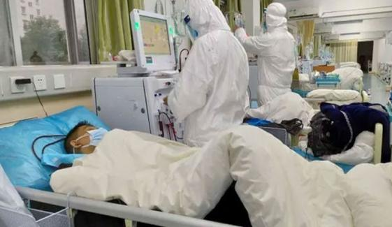China Virus Death Toll Now At 80