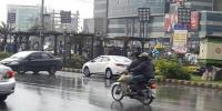 Drizzle In Karachi New Cold Spell Enter In City Tomorrow