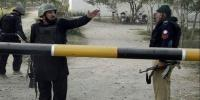 Terrorist Attack On Police Check Post In D I Khan