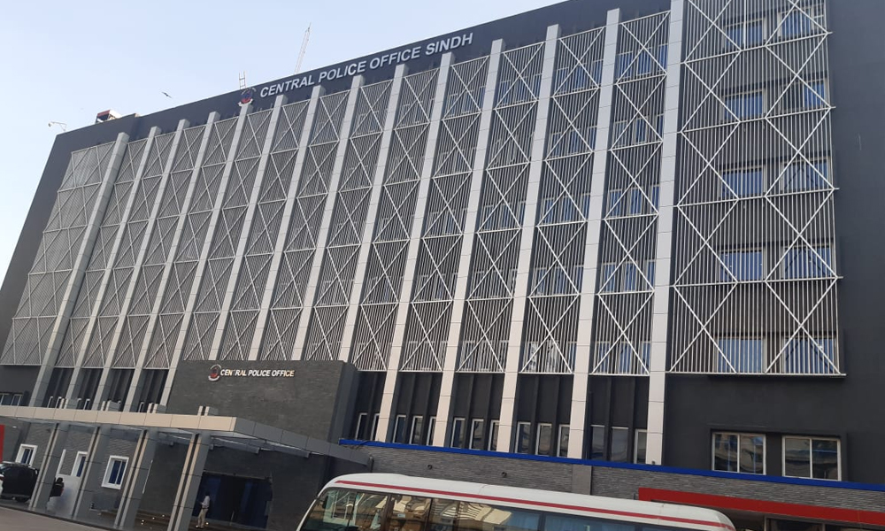 یادگارشہداء سندھ پولیس کا افتتاح آج ہوگا
