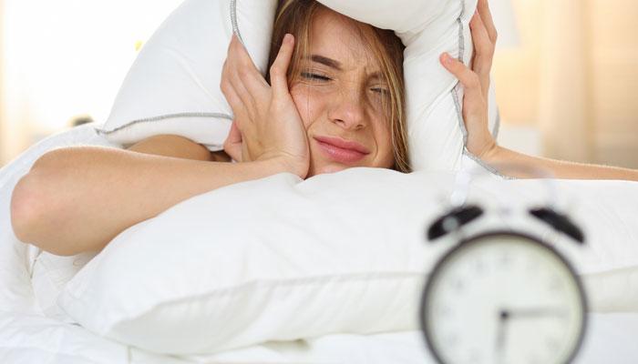 پرسکون نیند کیلئے یہ اقدام کریں