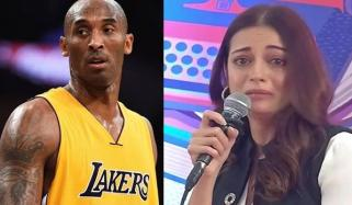 The Death Of Kobe Has Upset Me Dia Mirza