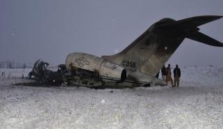 Us Military Says Plane Destroyed In Ghazni Was Ours