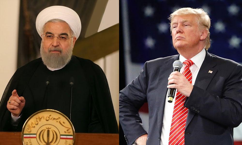 ایران کی امریکی منصوبے کی مذمت