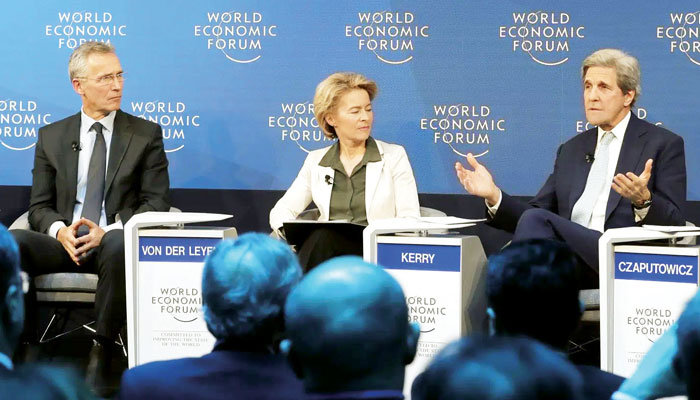 ورلڈ اکنامک فورم کا اجلاس