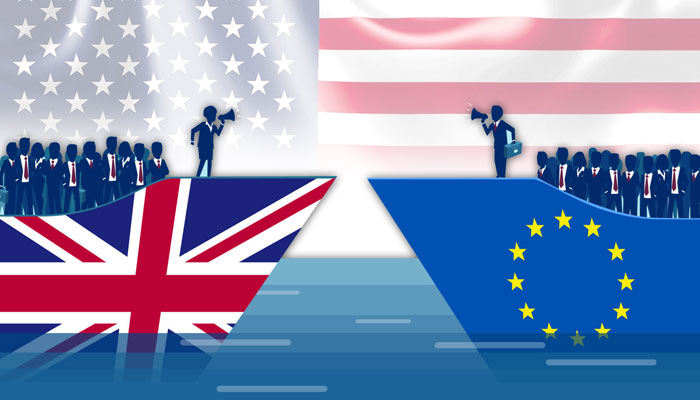 برطانیہ کی یورپی یونین سے علیحدگی