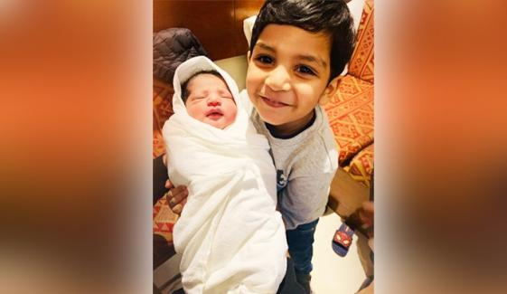 Sarfraz Ahmed Blessed With A Baby Girl
