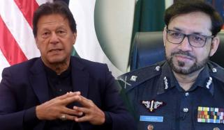 Ig Sindh Kaleem Imam Meets Pm Imran Khan
