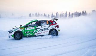 Arctic Lapland Rally 2020 In Finland