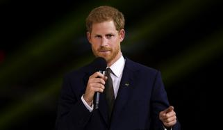 Prince Harry Found A Job