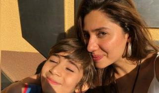 What Did Mahira Khans Son Ask His Mother