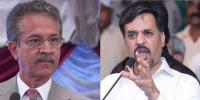 Mayor Karachi Wasim Akhtar Lashes Out On Mustafa Kamal