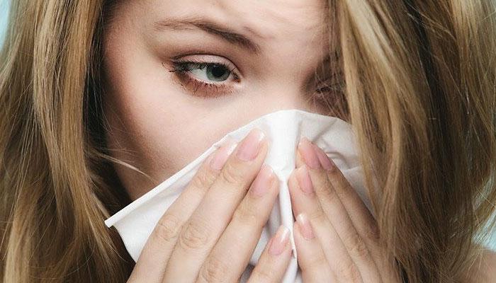 الرجی کی اقسام