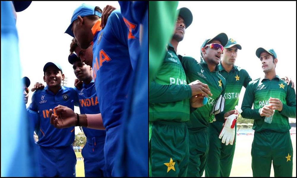 انڈر 19ورلڈ کپ، بڑا شو آج پاک بھارت مقابلے کیلئے اسٹیج تیار