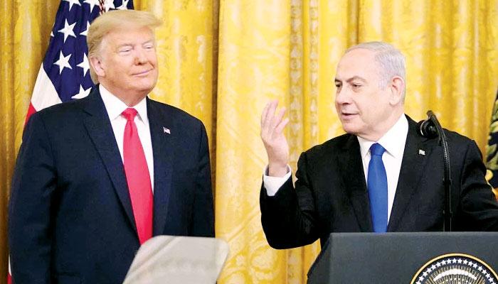 ٹرمپ کے منصوبے پر فلسطینیوں کا ردعمل
