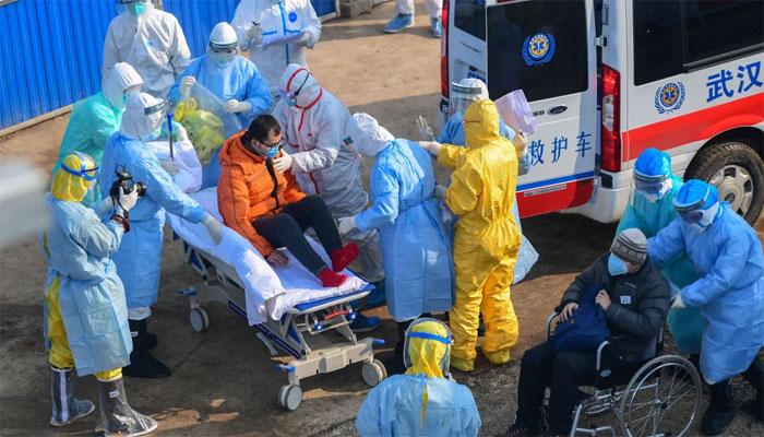 چین میں کورونا وائرس سے متاثرہ 1153 افراد صحت یاب