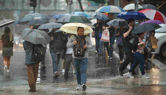 آسٹریلیا میں طوفانی بارشیں