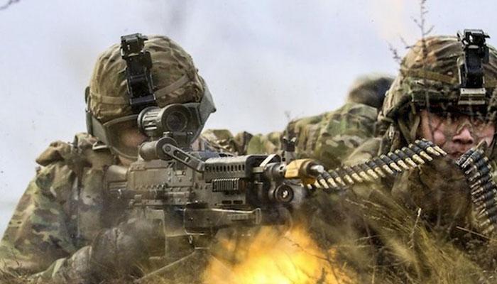 امریکا کا یورپ میں 20 ہزار فوجی بھیجنے کا اعلان