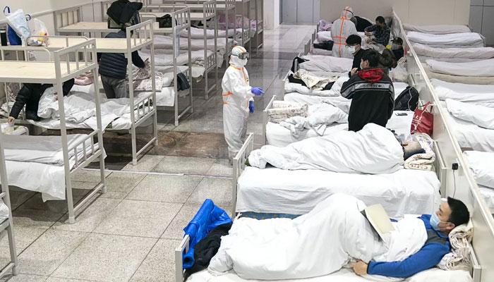 کورونا وائرس، چین میں ہلاکتوں کی تعداد 805 ہو گئی