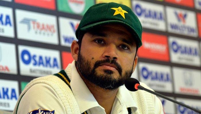 کپتان اظہر علی نے یاسر شاہ کی ٹیسٹ کرکٹ میں مشکلات کی وجہ بتادی!