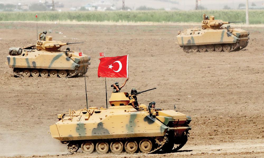 'ادلیب کا بڑا معرکہ' شامی اور ترکش فوجیں آمنے سامنے